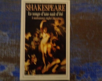"SHAKESPEARE"" A midsummer night's dream""/1996/Complete"