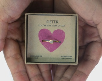 "Shop ""sister jewelry"" in Rings"