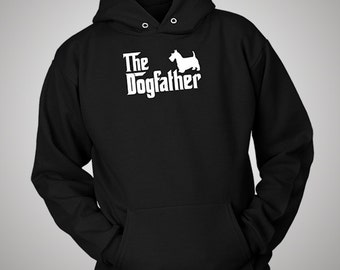 Scottish Terrier DogFather Hoodie