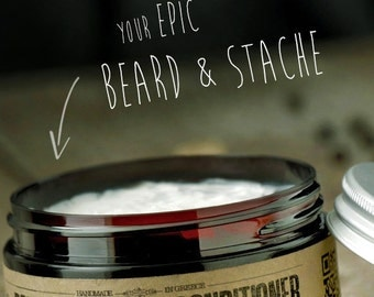 soften beard etsy. Black Bedroom Furniture Sets. Home Design Ideas