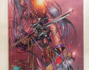 Celestine #1. Image Comics. (1996)