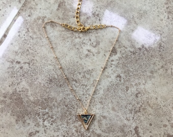FLOYD chain choker necklace