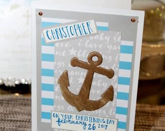 Christening/Baptism Greeting Card