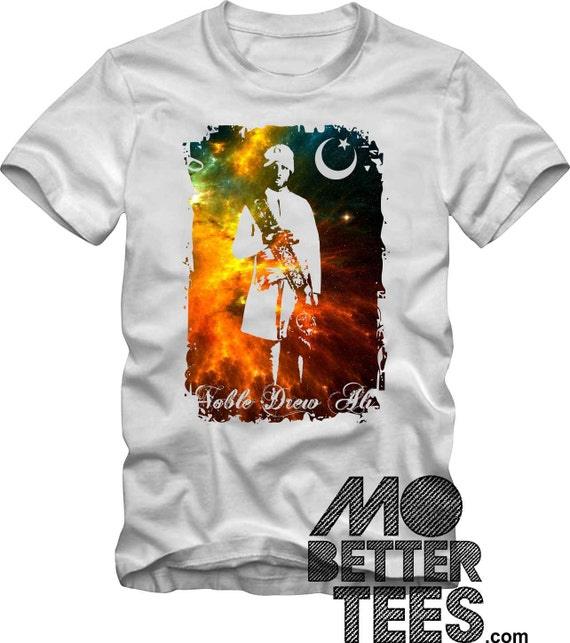 Prophet Noble Drew Ali Cosmos T-Shirt