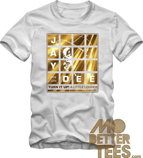 J Dilla white T-Shirt MPC Pads Doughnuts Shining Toddler, Youth, and Adult