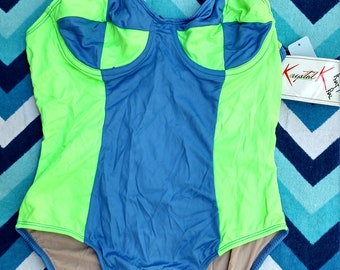 Two color one piece