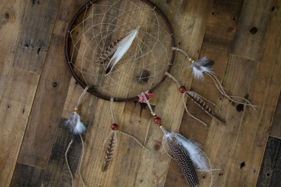 Feathered Dreamcatcher