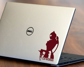 DC Comic Catwoman Decal