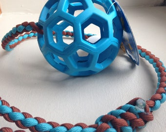 Paracord with Hol EE Roller ball handle