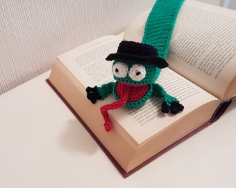 Funny bookmarker
