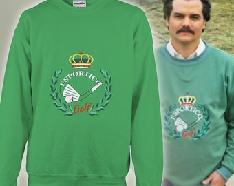 Narcos Golf Sweater Pablo