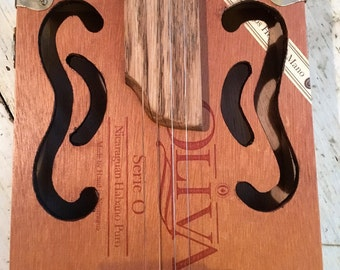 Fretless Slide Cigar Box Guitar (Handmade CBG)