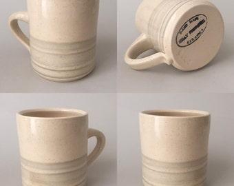 Heather Gray Coffee Mug