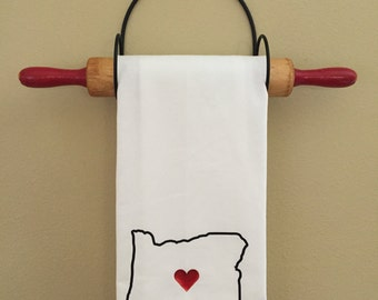 Home State Kitchen Towel