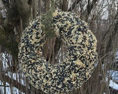 "9"" Bird Seed Wreath"