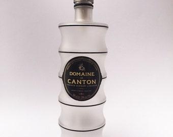Unique spirit bottle soap dispenser