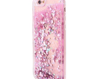 Liquid Glitter iPhone case | Glitter case | iPhone 6 Plus | iPhone case Glitter | iPhone 7 case | iPhone 7 Plus case| iPhone 6s case | Bling
