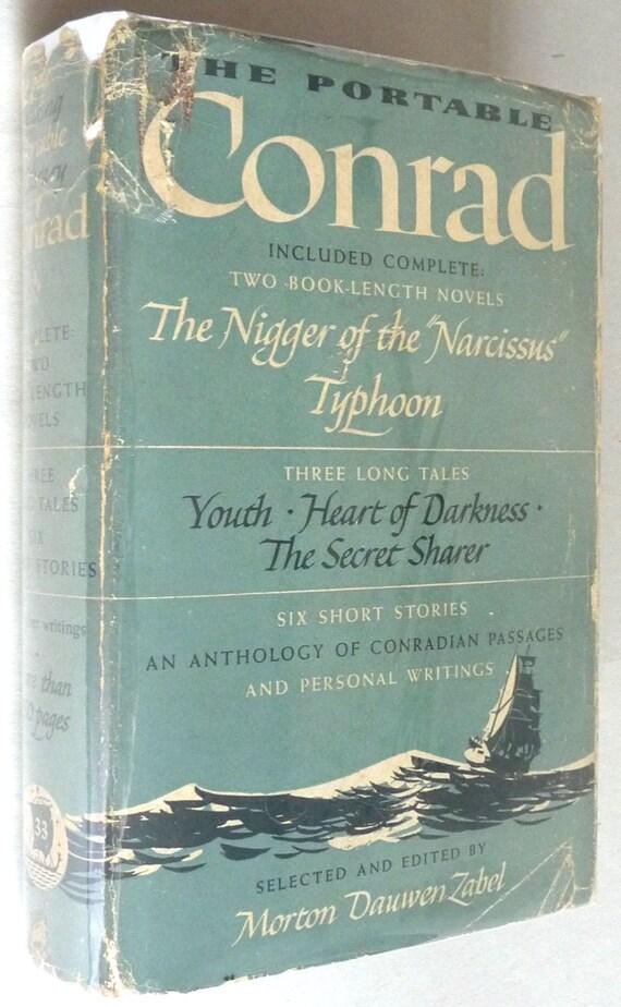The Portable Conrad (Joseph) Viking Press 1947 First Ptg HC DJ Vintage Classic Fiction Literature