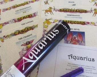Zodiac & Life Enchantment Scrolls