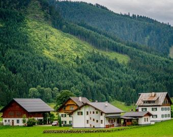 Switzerland Photography, Architecture Art, Fine Art Photography, Home Decor, Switzerland Print, switzerland wall art, photographic print