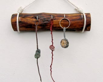 Key holder, key hanger, handmade, organization