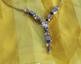 A costume necklace.