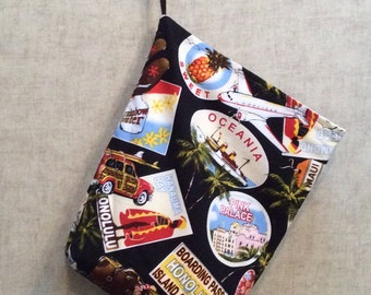 Hawaii Bound Litter Bag