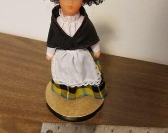 Vintage British Doll