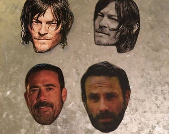 The Walking Dead Magnets