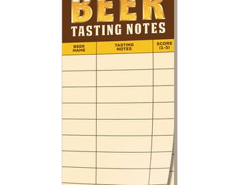 Cheers and Beers Tasting Scoresheets/ Beer Birthday Beer Tasting/ Beer Tasting Score Sheet/ Beer Birthday Party Supplies
