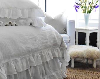 linen bedding | etsy