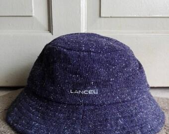 Lancel Bucket Hat/Used