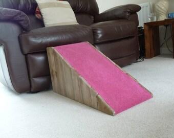 32cm High Ramp in Shocking Pink!