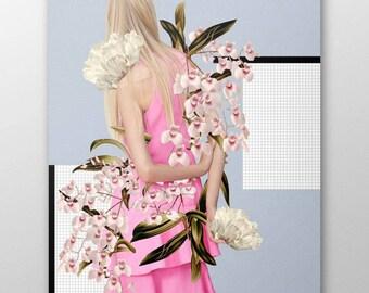 Summer Fashion Print