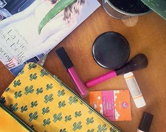 Kit make-up - Cactus