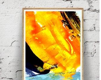 art et collectoin  contemporaine moderne, impression, affiche imprimable téléchargement immédiat,