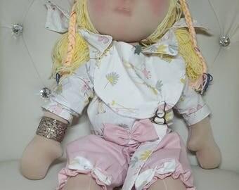 Babette 100% Handmade Doll - 67cm height