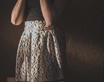 Tailored skirt