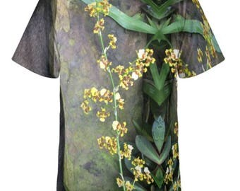 T-shirt inspired by the details of nature