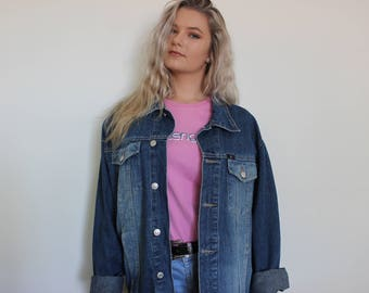 Vintage 90s Westco Denim Jacket
