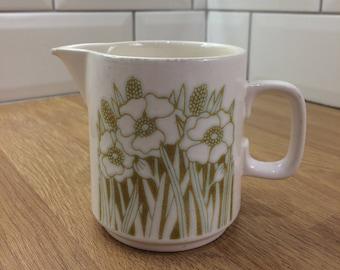 Hornsea Pottery Fleur Retro Milk Jug