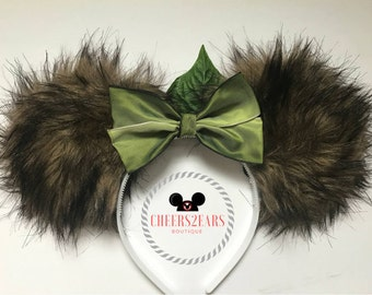 Animal Kingdom-Inspired Furry Ears
