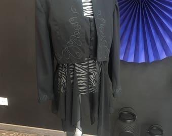 Vintage English jacket Years ' 80