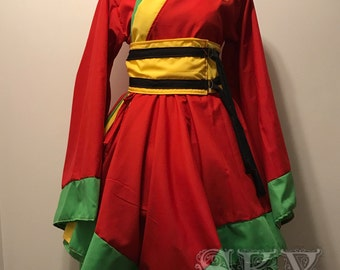 Robin Kimono Dress