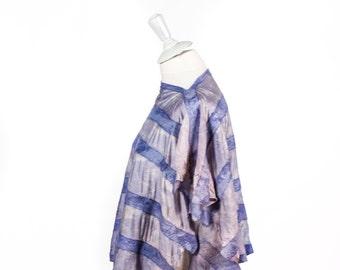 bolero | Silk & Felt Scarf| Hand Dyed| Kate Ramsey |Accessories| | Fabulousfelt | Neckwear| Unique | shrug