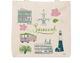 Savannah Everyday Tote