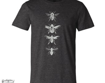 Mens BEES T Shirt s m l xl xxl (+ Color Options)