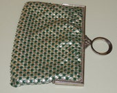 1940s MESH Evening Purse Never Worn