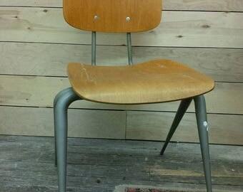Vintage Wooden Brunswick School Chair (adult size)