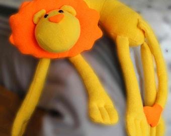 Lion Neck-pillow